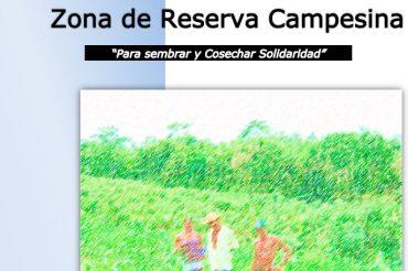 """Relatoria: Foro Regional Zona de Reserva Campesina Montes de María """"Para sembrar y cosechar solidaridad"""""""