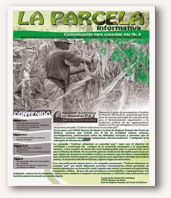Boletín La Parcela Informativa Nº3