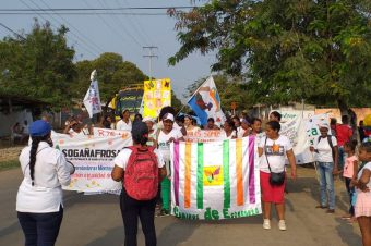 Mujeres rurales, Mujeres de lucha. COMUNICADO EN EL MARCO DEL DÍA INTERNACIONAL DE LOS DERECHOS DE LAS MUJERES