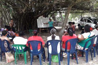 Mujeres rurales decididas a fortalecer sus iniciativas productivas y defender su autonomía económica