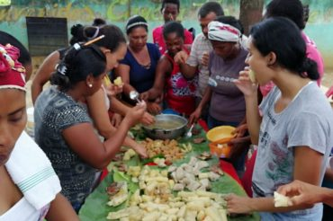 Los patios productivos de las familias rurales, un aporte en la gastronomía local y la vida saludable
