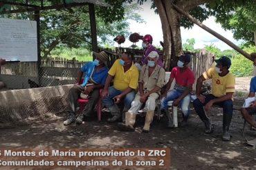 Video: Zonas de Reserva Campesina en Montes de María