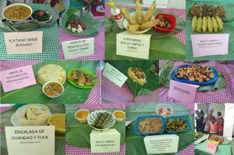 Homenaje a las Familias Campesinas toda una fiesta de la alimentación saludable